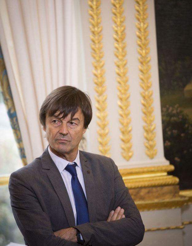 Nicolas Hulot, 62 ans