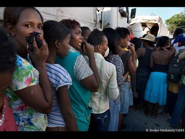 A Port-au-Prince