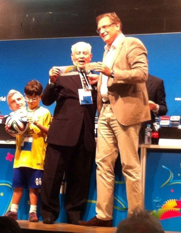 La bonne action de la FIFA