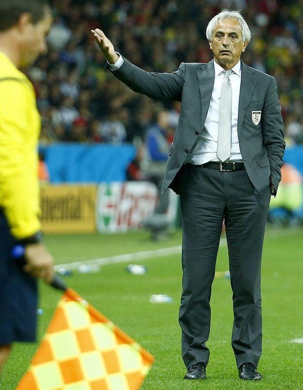 La pétition pour garder le coach de l'Algérie