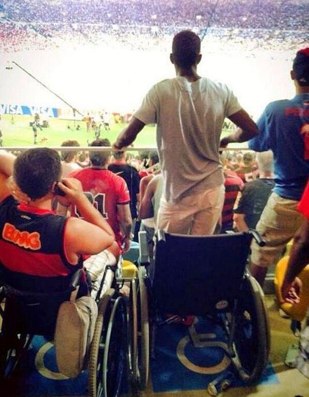 « Les faux handicapés »