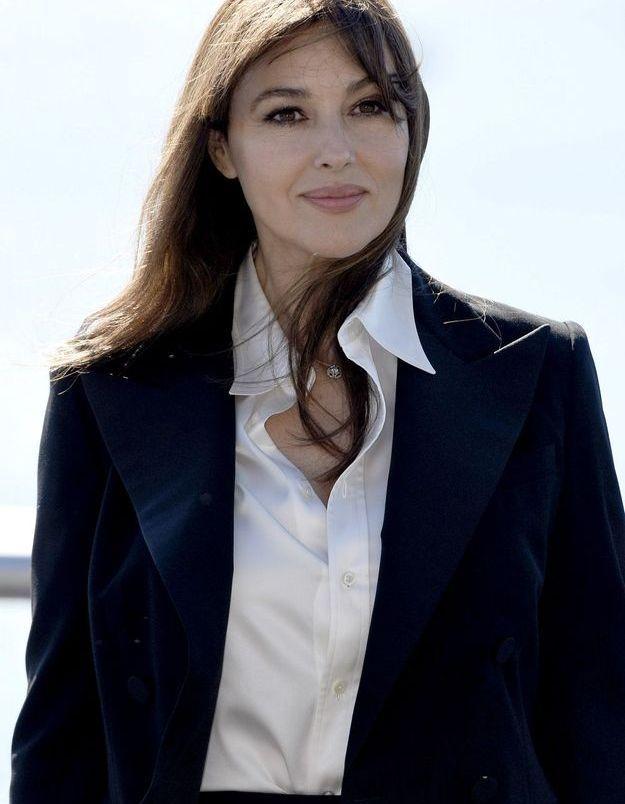 Monica Bellucci et la ménopause