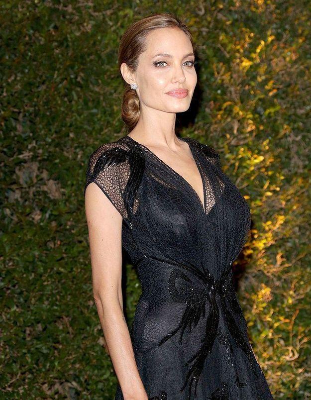 La double mastectomie d'Angelina Jolie