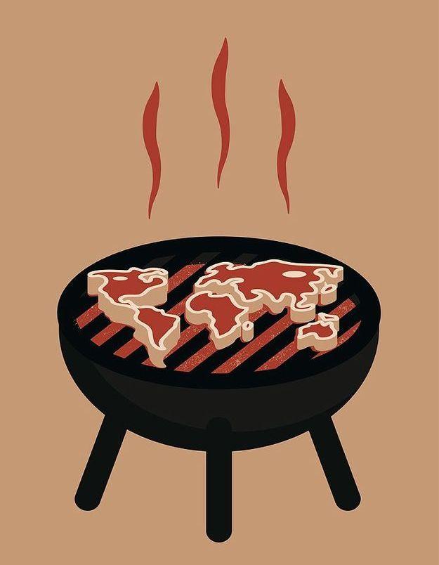 """""""Barbecue"""""""