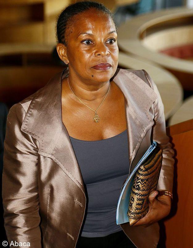 Christiane Taubira ministre de la Justice
