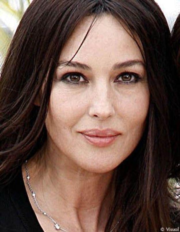 Monica Bellucci, marraine de l'association Paroles de Femmes