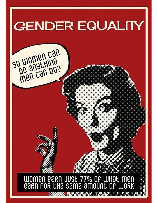 """""""Gender Equality"""""""