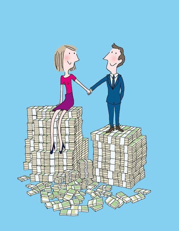 « Je gagne plus que lui » : la fin du tabou vraiment ?