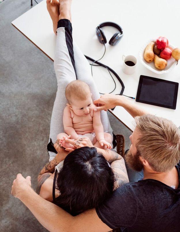 Le congé parental flexible inventé par Microsoft et Netflix