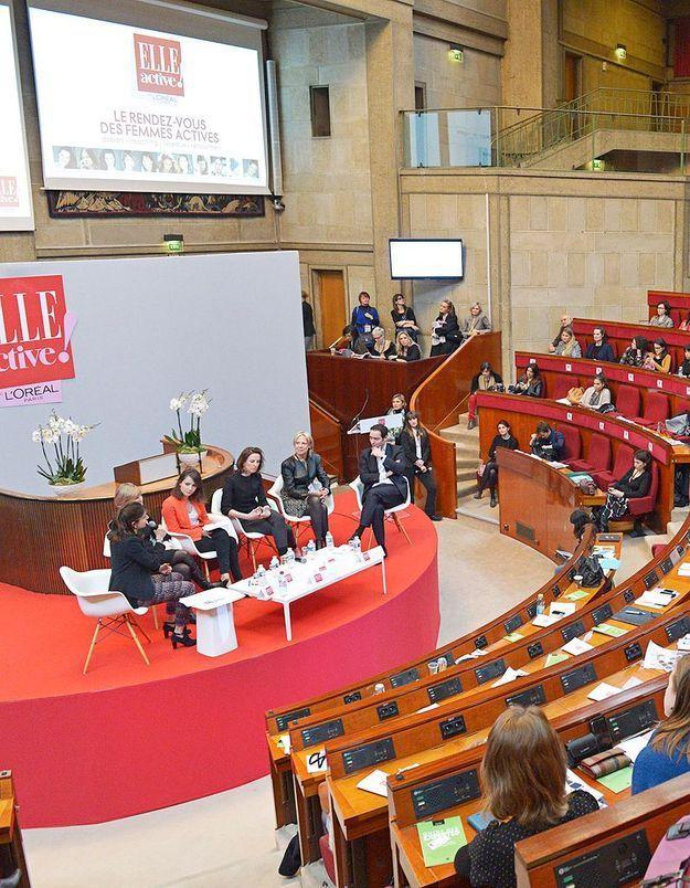 ELLE Active : le forum qui booste les femmes au travail