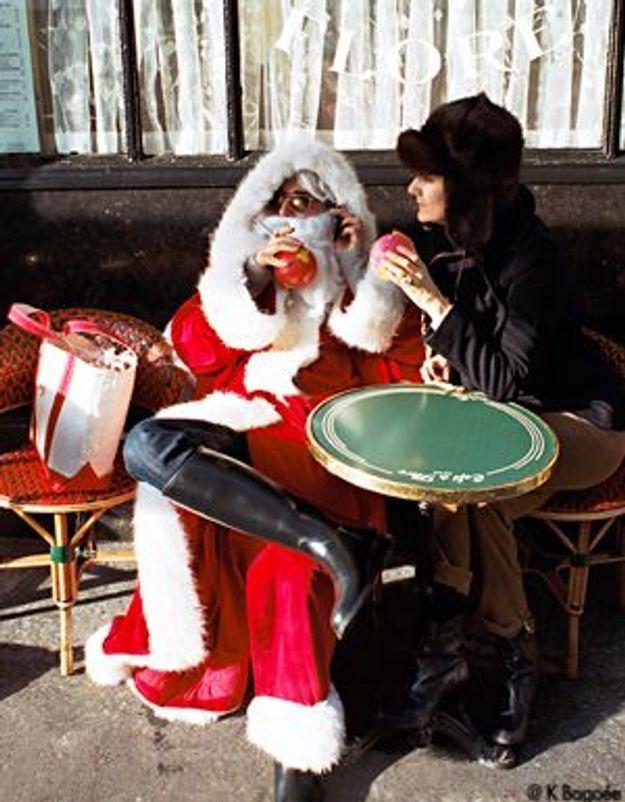 24 heures avec le Père Noël