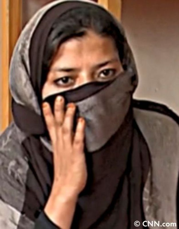 Afghanistan : Gulnaz, 21 ans, violée, emprisonnée