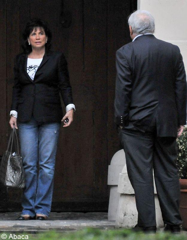 Anne Sinclair et DSK : dernier acte ?