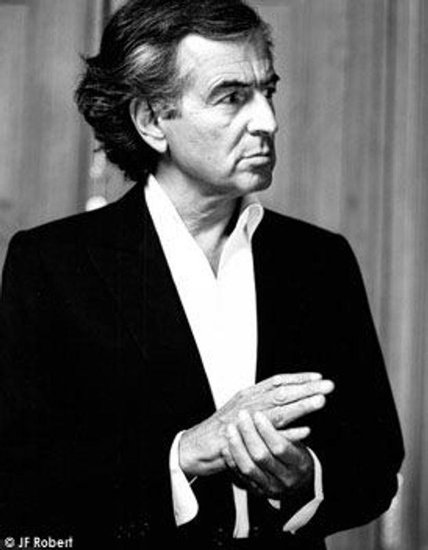Bernard-Henri Lévy, contre la gauche, tout contre