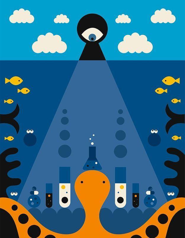 Biomimétisme : la mer est un médicament