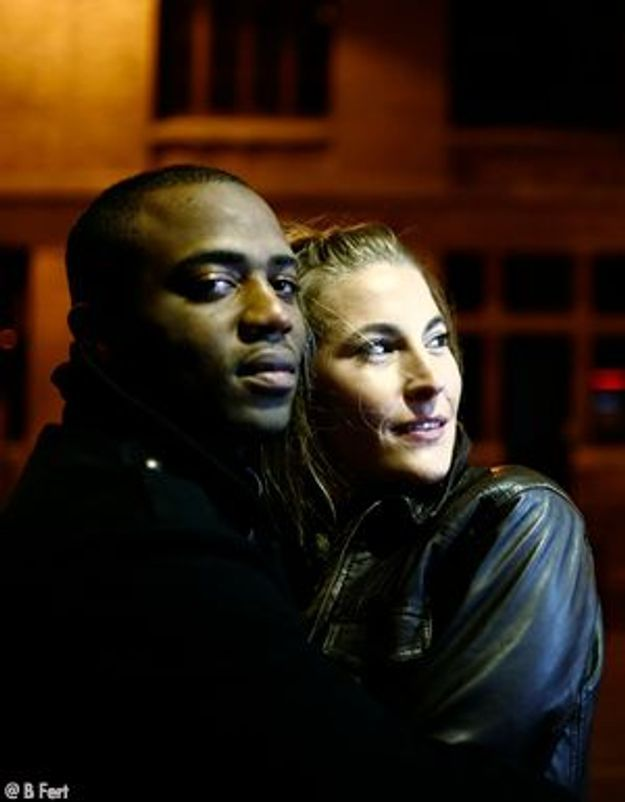 Couples mixtes : l'amour en couleurs