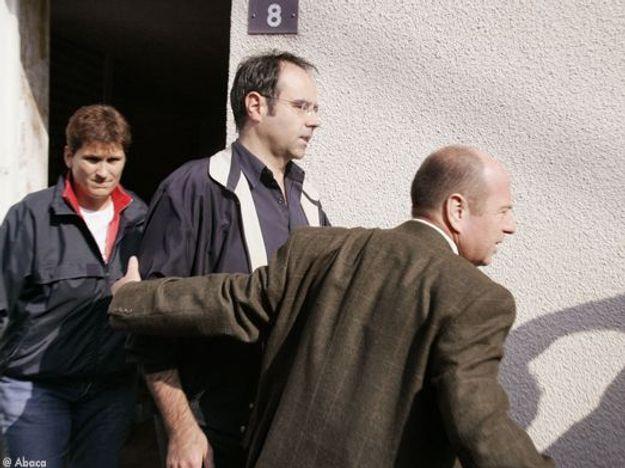 Arrestation Jean-Louis