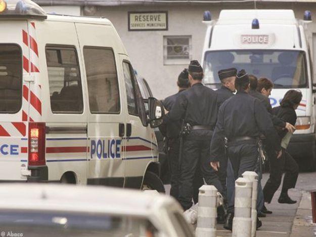 Arrestation Véronique