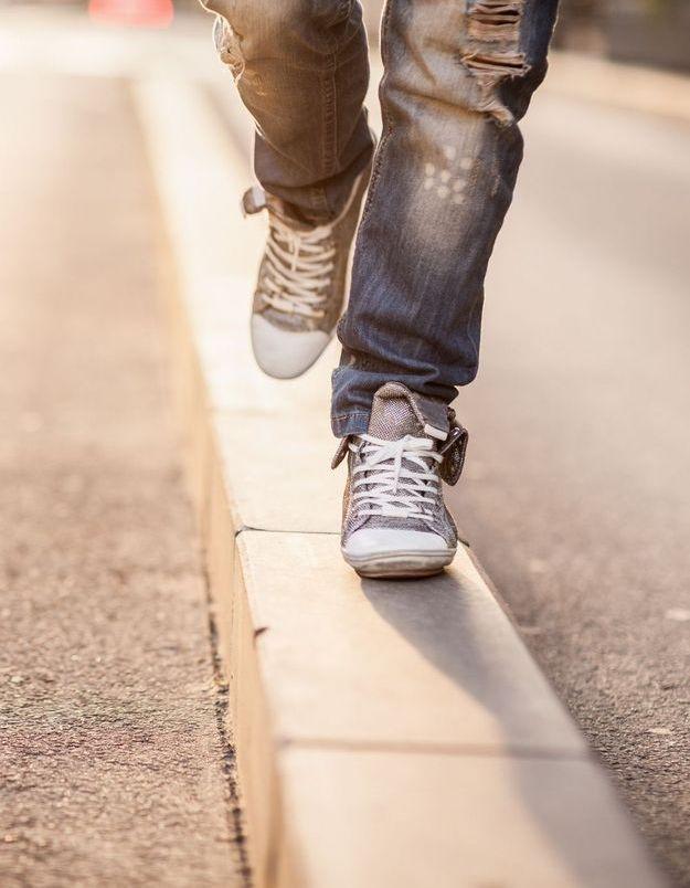 La marche, dernier remède contre l'angoisse