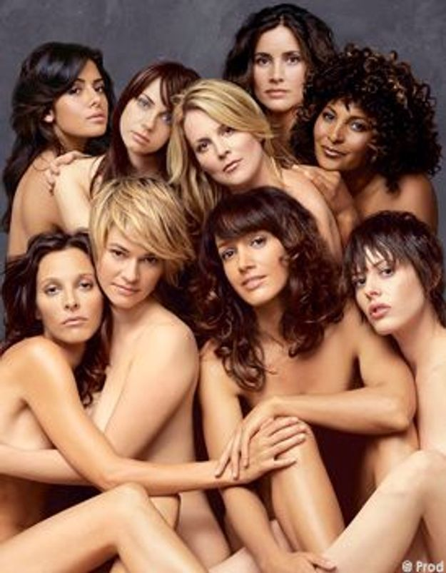 image Erin daniels leisha hailey the l word s02e05 1