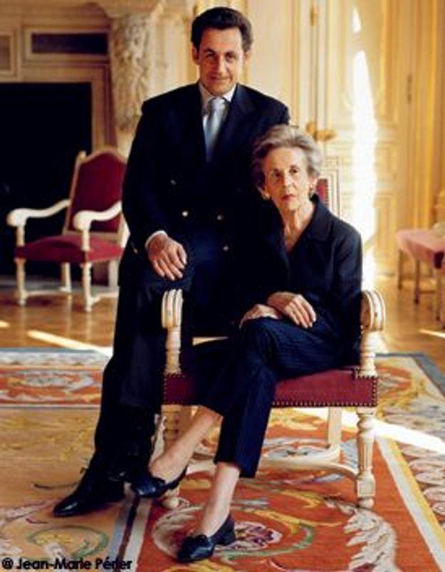 Nicolas Sarkozy : fils à maman ?