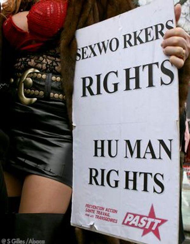 Pour ou contre un statut pour les prostituées ?