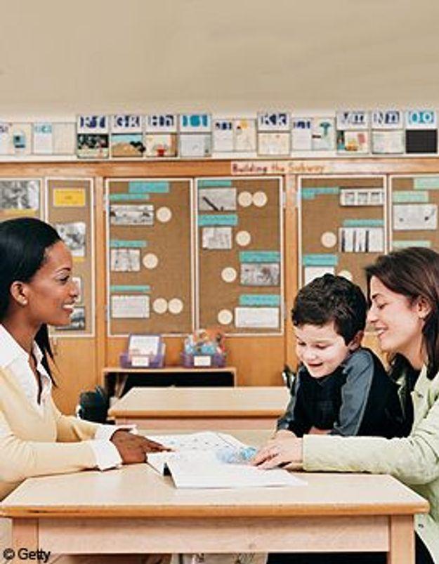 Rentrée : les relations parents-profs