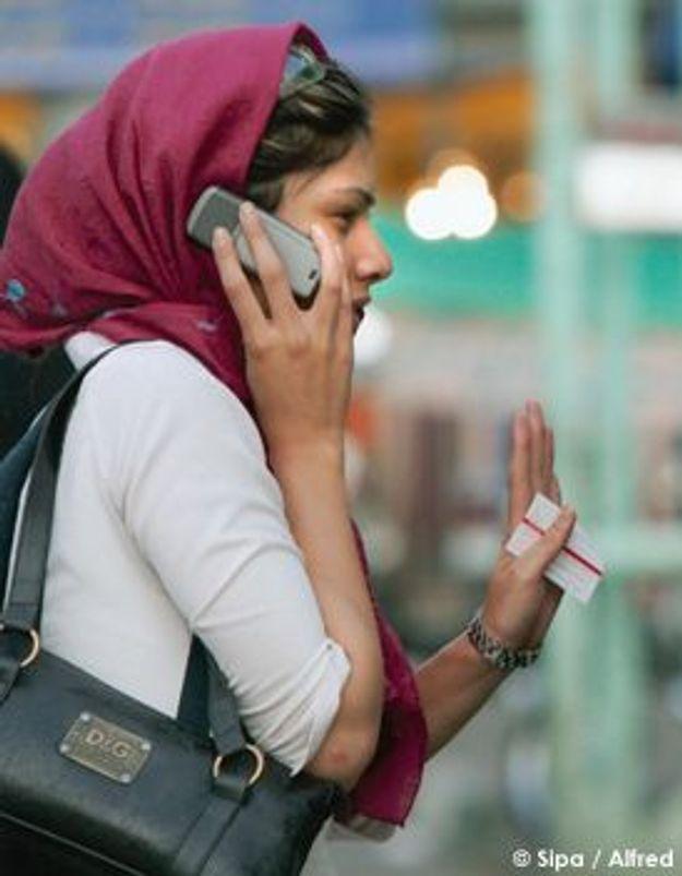 Rire sous le voile à Téhéran