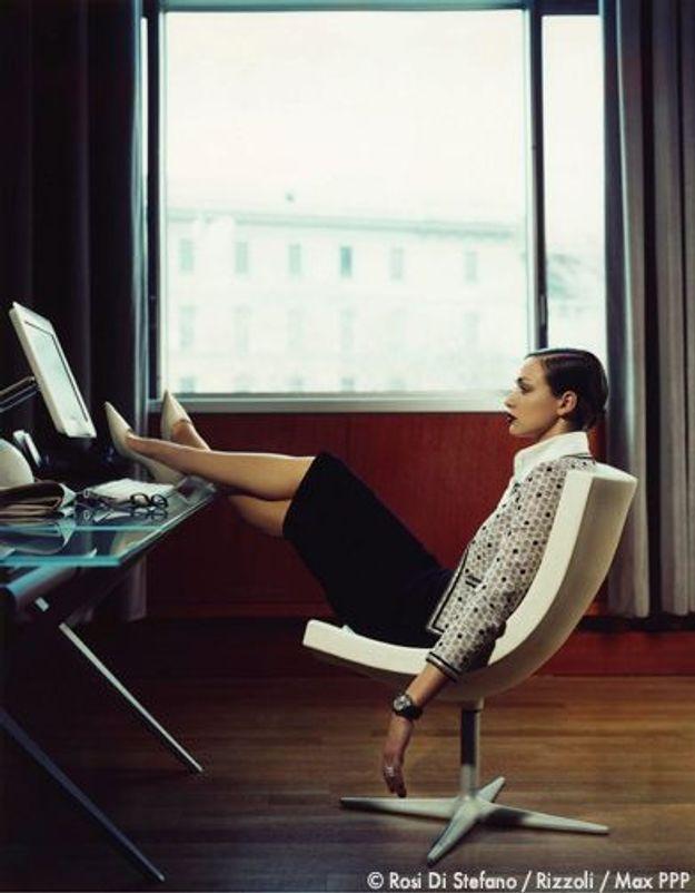 enqu te soci t travail je veux faire un break elle. Black Bedroom Furniture Sets. Home Design Ideas
