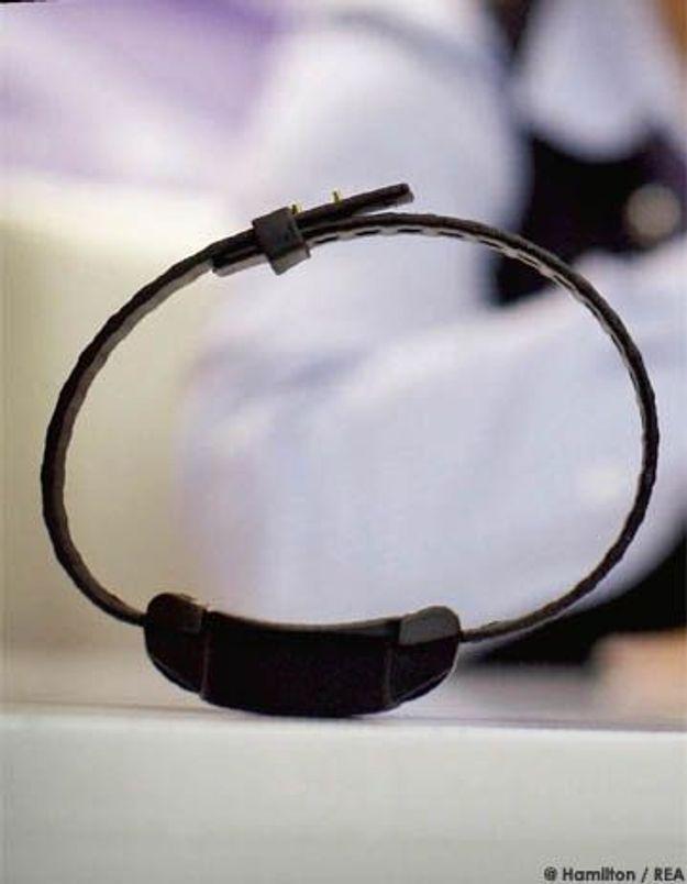 Un bracelet anti-meurtre ?