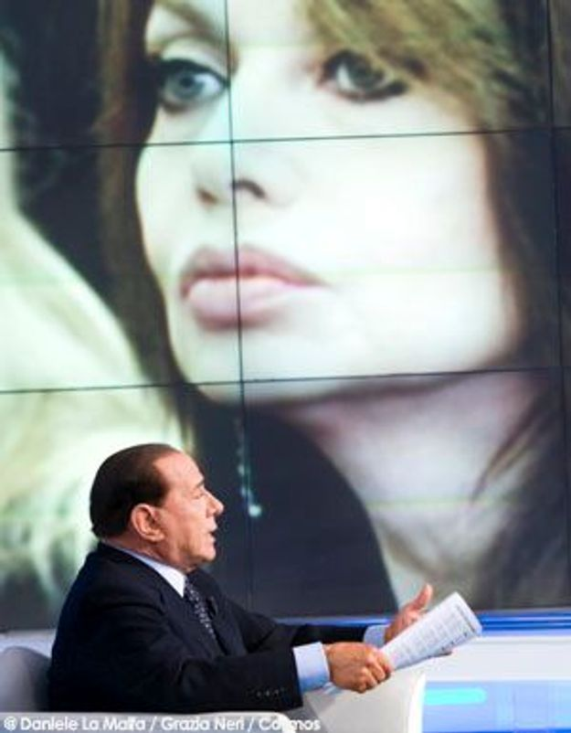 Veronica Berlusconi : l'anti-First Lady