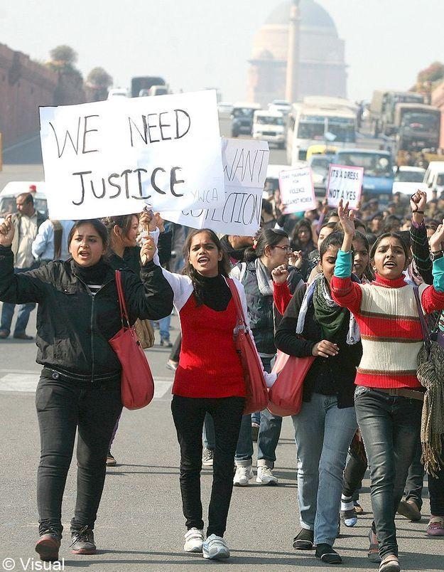 Viols en Inde : le cri des femmes