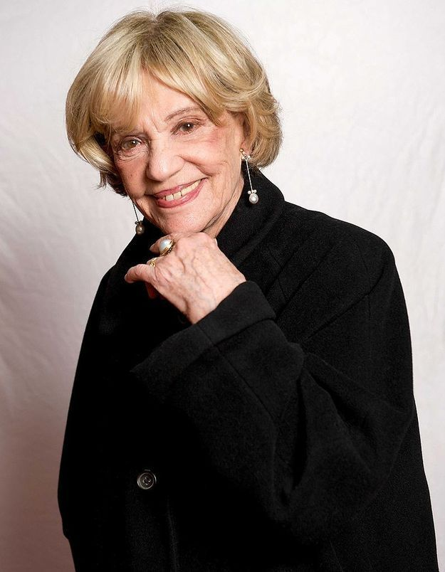 Jeanne Moreau défend Christiane Taubira