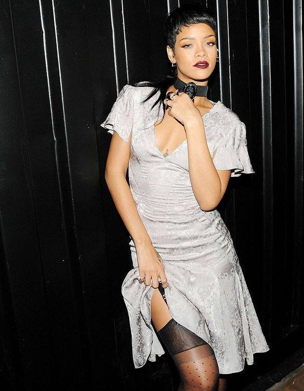 Sulfureuse Rihanna