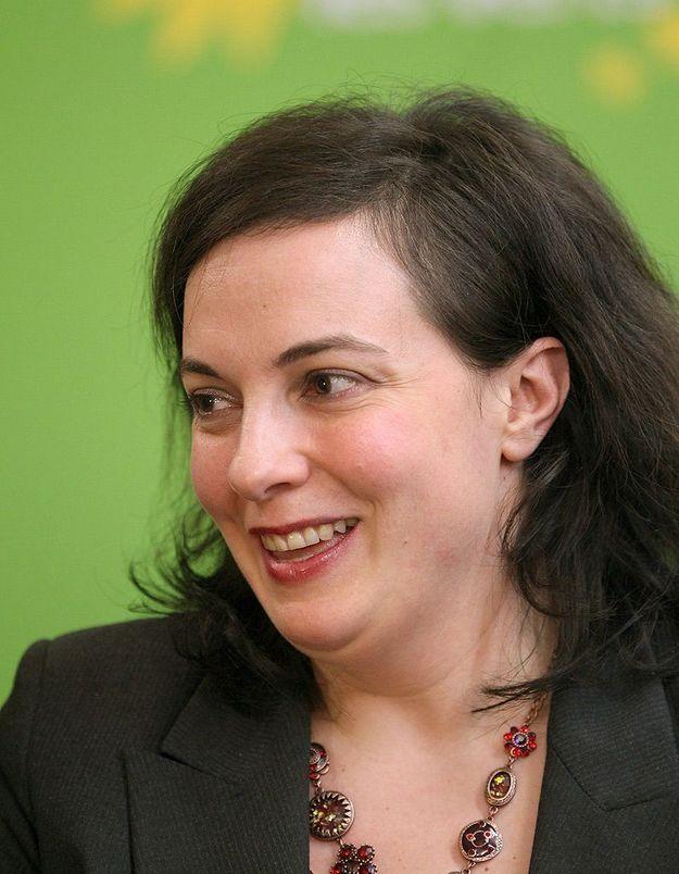 Emmanuelle Cosse dirige les verts