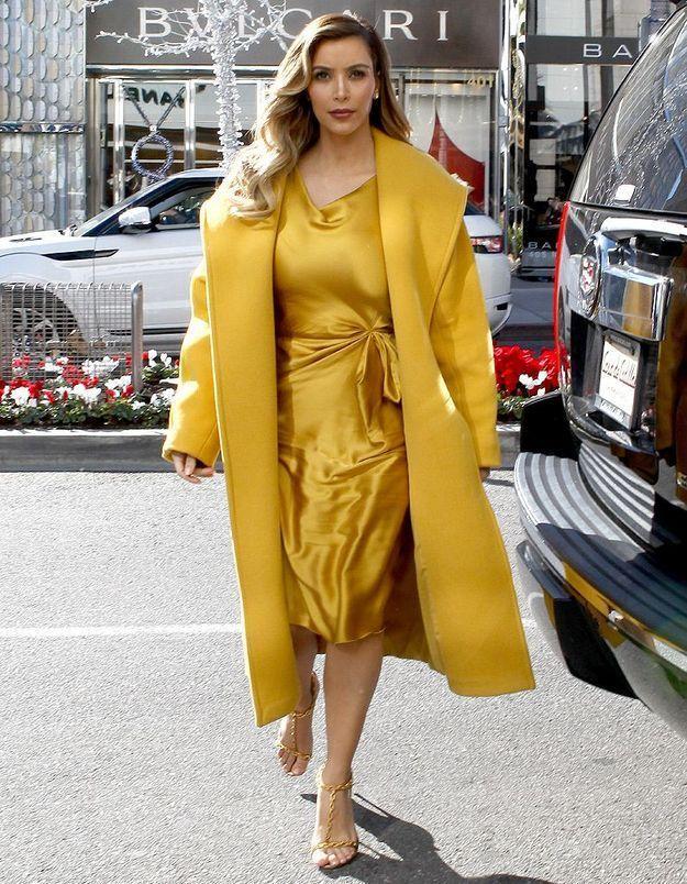 Kim Kardashian change d'image