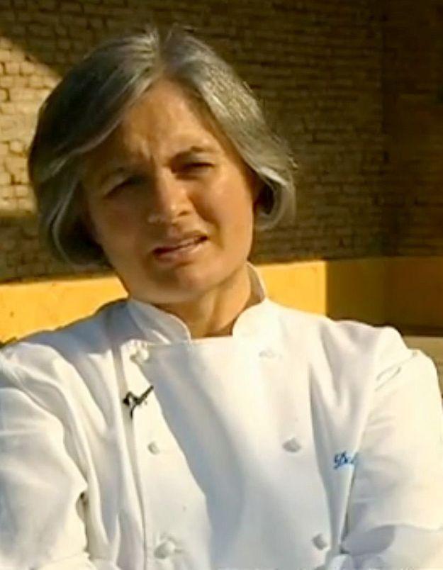 La chef Nadia Santini