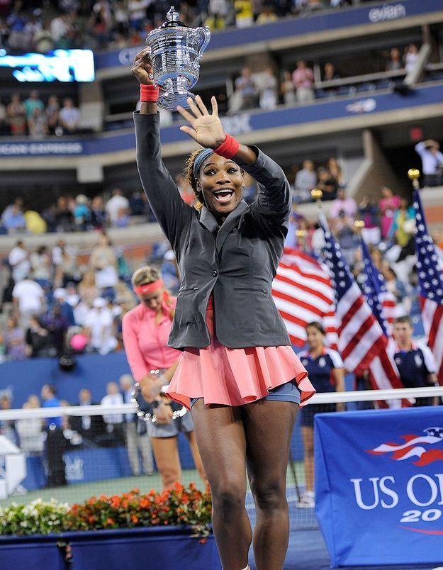 Serena Williams revient au top