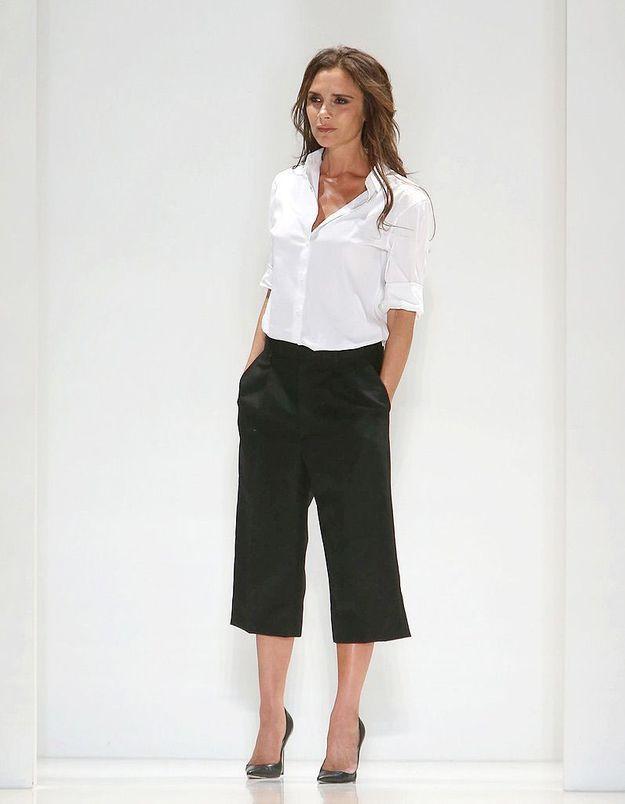 Victoria Beckham se fait une place dans le monde de la mode