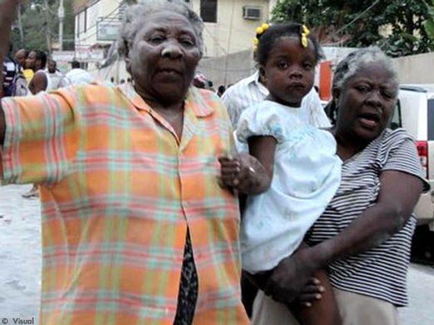 Les femmes de Haïti