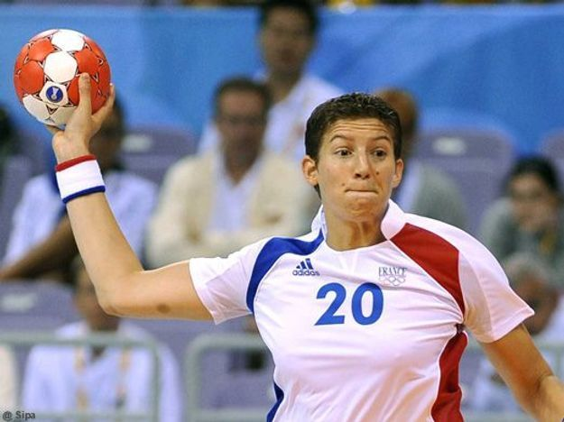 Les handballeuses françaises