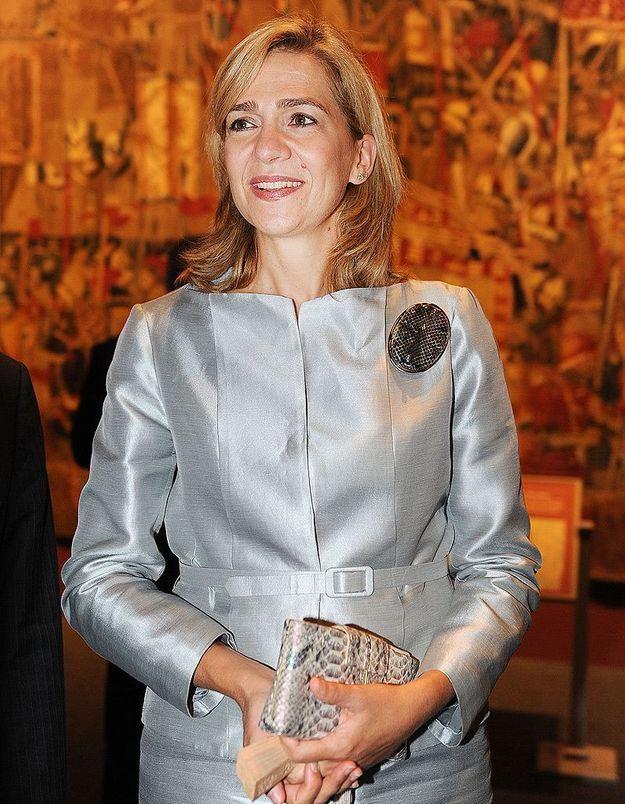 La fille du roi d'Espagne face à la justice