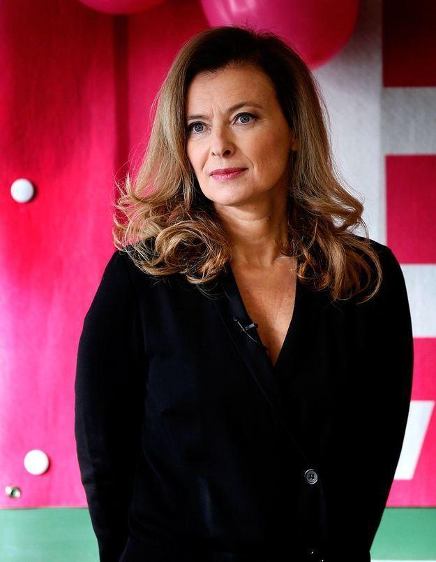 Valérie Trierweiler est hospitalisée
