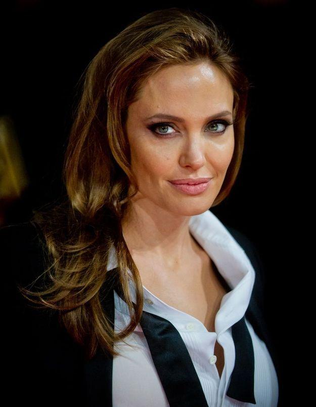 Angelina Jolie, actrice la mieux payée d'Hollywood