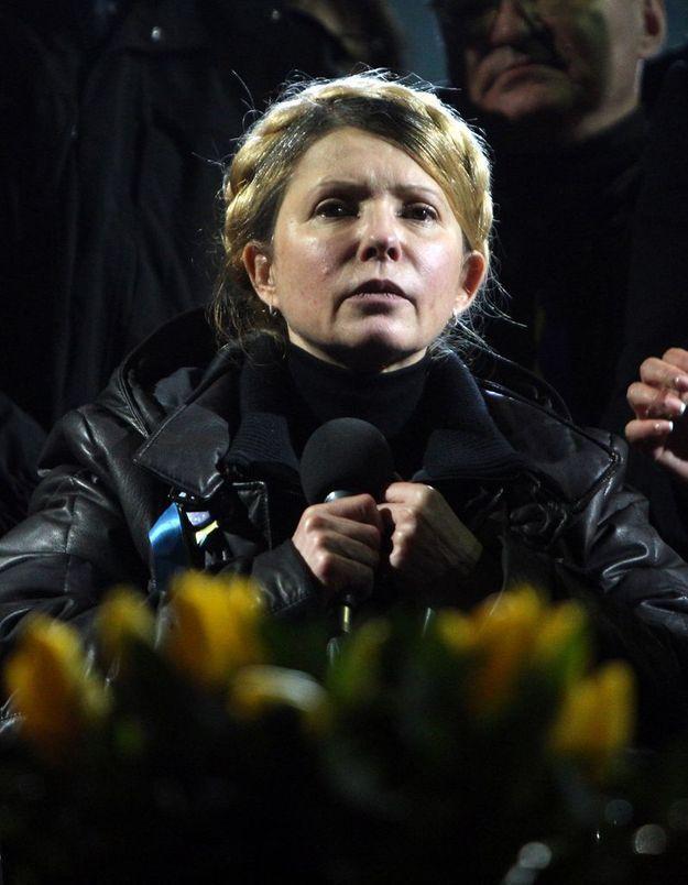 Ioulia Timochenkolibérée