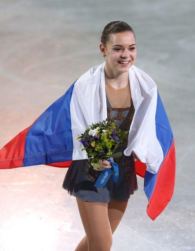 Une pétition contre la médaillée d'or russe