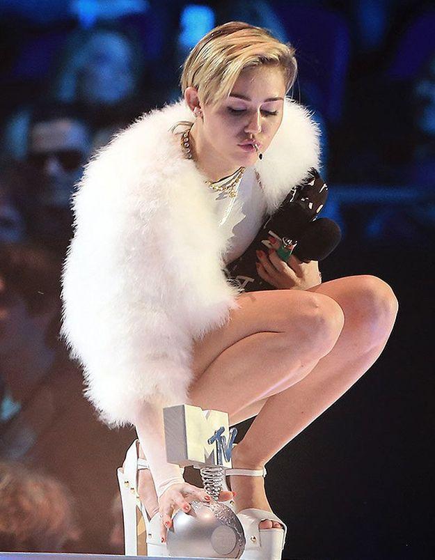Miley Cyrus fait encore parler d'elle