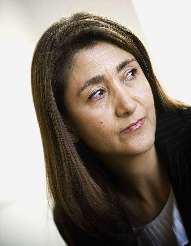 Ingrid Betancourt solidaire avec les otages d'Aqmi