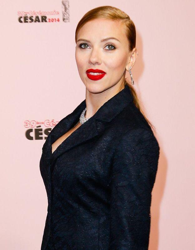 Un bébé pour Scarlett Johansson?