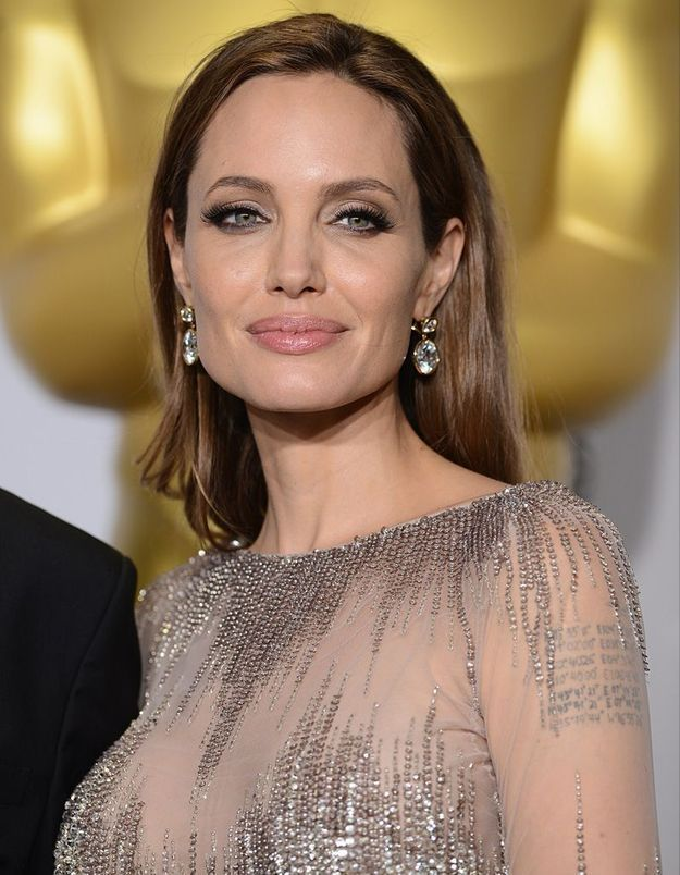 Une nouvelle opération pour Angelina Jolie